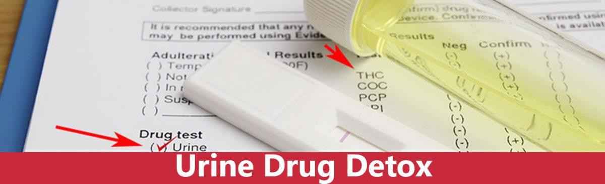 Urine Drug Detox