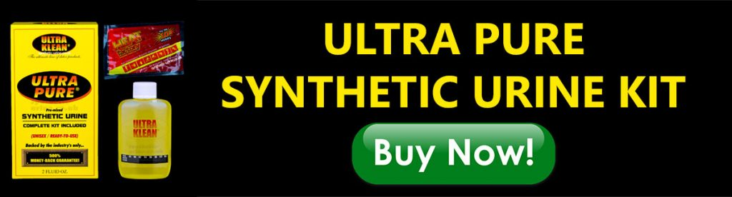 Ultra Pure Synthetic Urine by Ultra Clean®